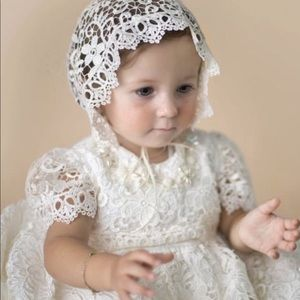 Other - Baptism, christening lace gown